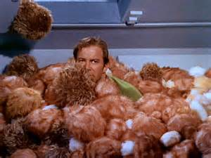 Trouble With Tribbles - Star Trek