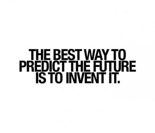 Best Way to predict the future