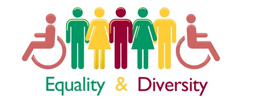 equality and diversity symbol -#main