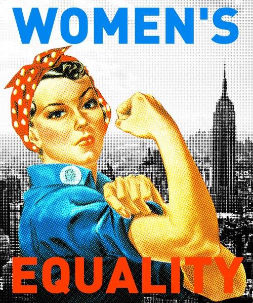 Rosie--Women's Equality www.nyclu.org