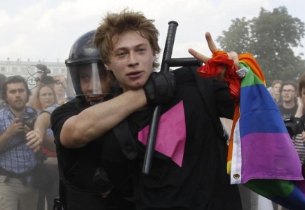 Russia Gay Pride pridemedia.net
