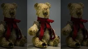 Survivor Stella Knobel's Teddy Bear www.foxnews.com