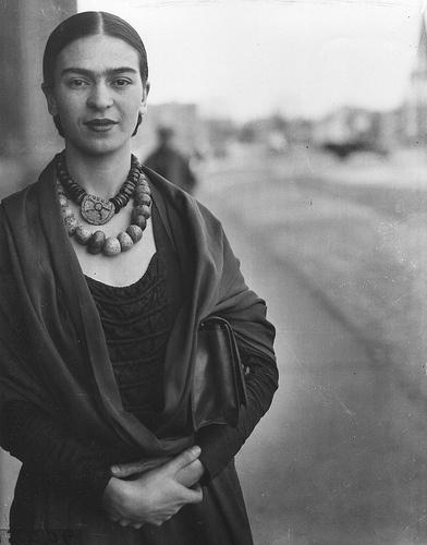 """""""Frida Kahlo""""  by Imogen Cunningham San Franscisco, CA  1931"""