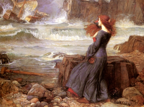 Miranda John William Waterhouse, 1916